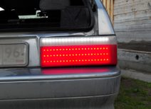 Ремонт и тюнинг задних фонарей на легендарных «Девятках» — ВАЗ 2109