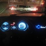 Подсветка приборки ВАЗ 2105