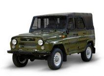 Электрическая схема проводки автомобилей УАЗ-3303 старого образца и ее особенности