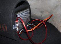 Как подключить активный и пассивный сабвуфер к автомагнитоле?