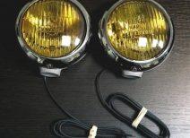 Как подключить противотуманные фары: схемы и пошаговая инструкция