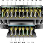 shema predohranitelnogo modulya 3683 150x150 - Схема проводки света ваз 2106