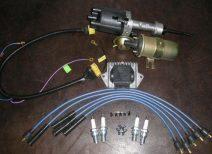 Как подключить бесконтактную систему зажигания на ВАЗ 2106?