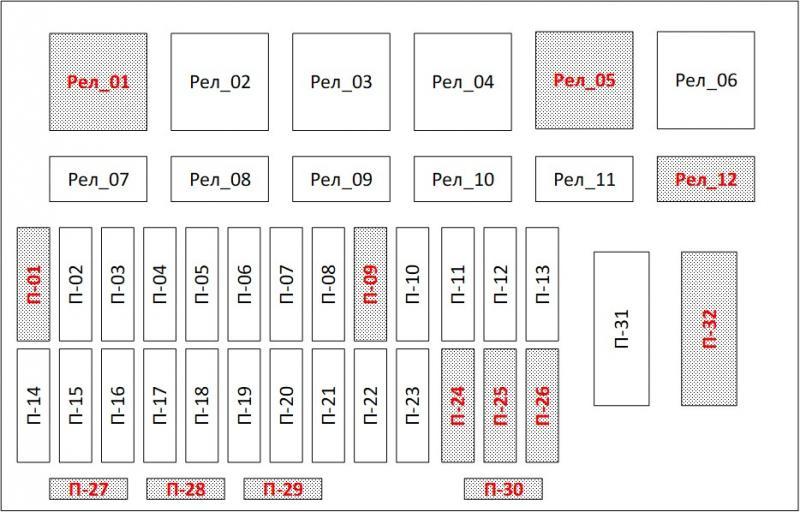 69b088ds 1920 7 3772 - Схема предохранителей приора 16 клапанная