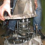 Конструкция коробки передач схема устройства механической КПП