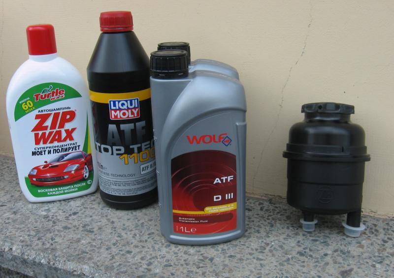 Масло для гидроусилителя руля: как заменить и какое нужно залить