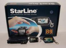 Автосигнализация Starline B9 – полное руководство по установке и применению