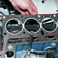 замена прокладки гбц на BMW x5 e53