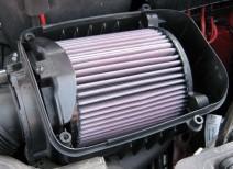 Периодичность и процедура замены воздушного фильтра