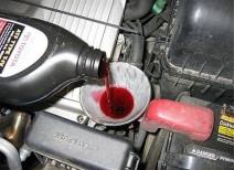 Проводим замену масла в АКПП Рено Меган 2