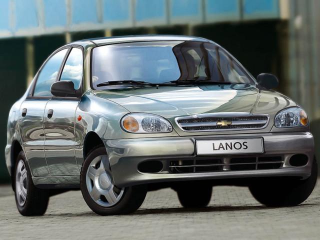 Фото автомобиля Chevrolet Lanos