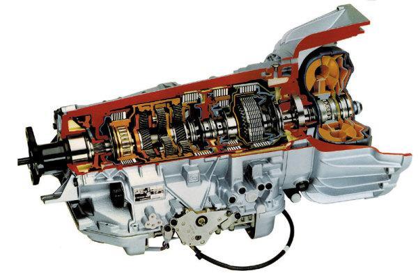 Фото автоматическая коробка передач