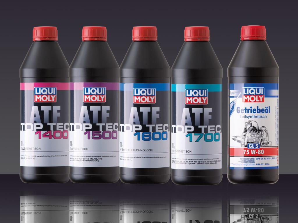 Фото бутылок с маслом Ликви Моли