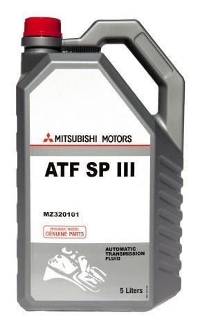 Фото масла Mitsubishi ATF SP3
