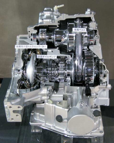 Клиноременный вариатор «Aisin» Toyota Rav 4