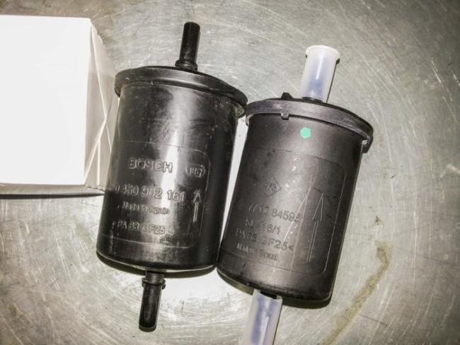 Топливный фильтр для Рено Логан