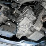 Поддон картера КПП и двигатель