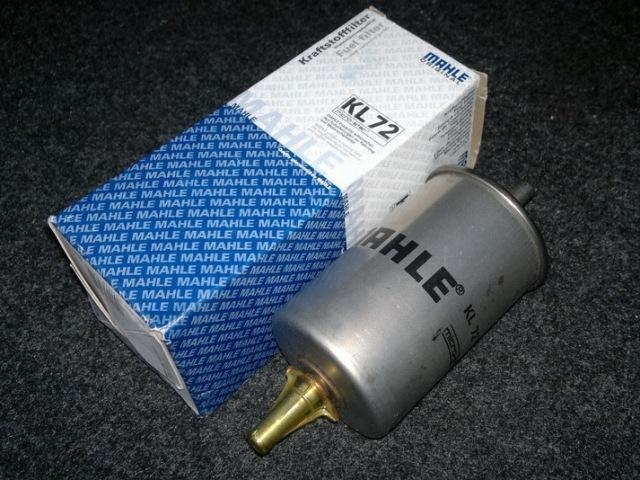 Новый фильтрующий элемент MAHLE KL 72
