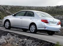 Меняем топливный фильтр в автомобиле Toyota Corolla