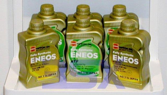 Жидкость для вариатора Eneos CVT