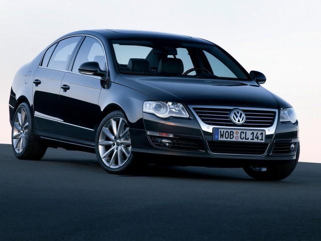 VW Passat с коробкой передач DSG