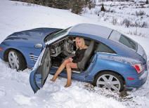 Как ухаживать за авто с автоматом зимой