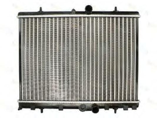 Радиатор Пежо 308