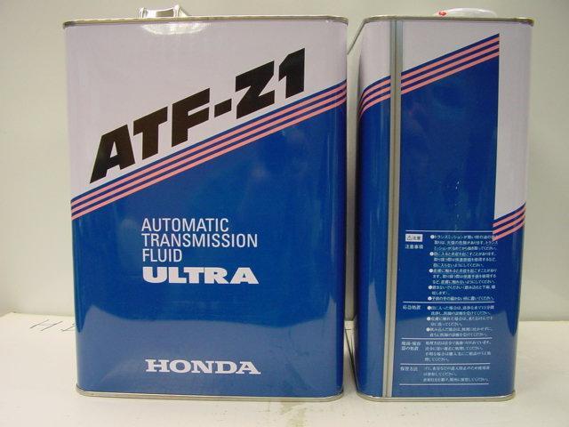Рекомендованная АTF Хонда СРВ 3, 1