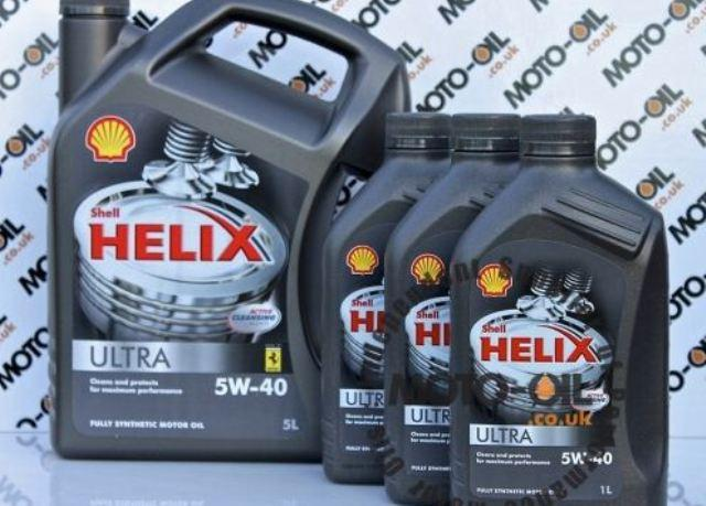 Смазка Shell HELIX
