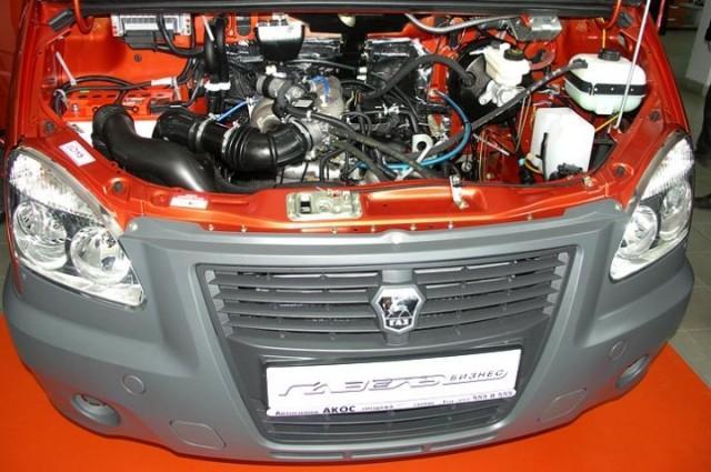 Двигатель автомобиля «Газель»