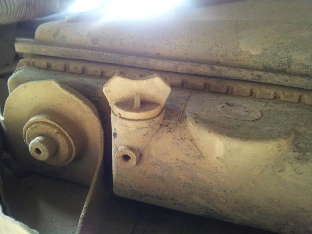 Пробка для слива ОЖ на радиаторе
