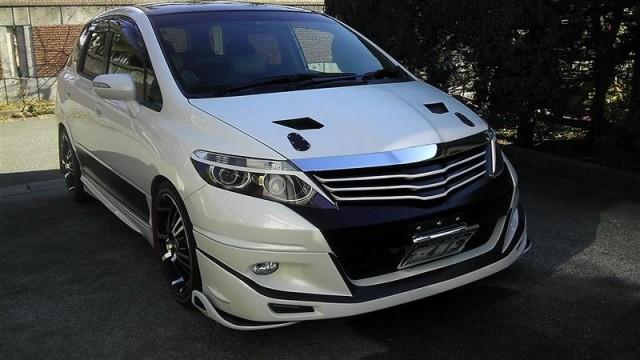 Автомобиль Honda Airwave