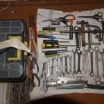 Набор инструментов для демонтажа и ремонта коробки передач Ваз Приора