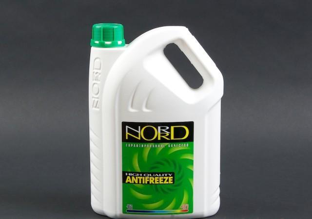 Зеленый хладагент «Норд»