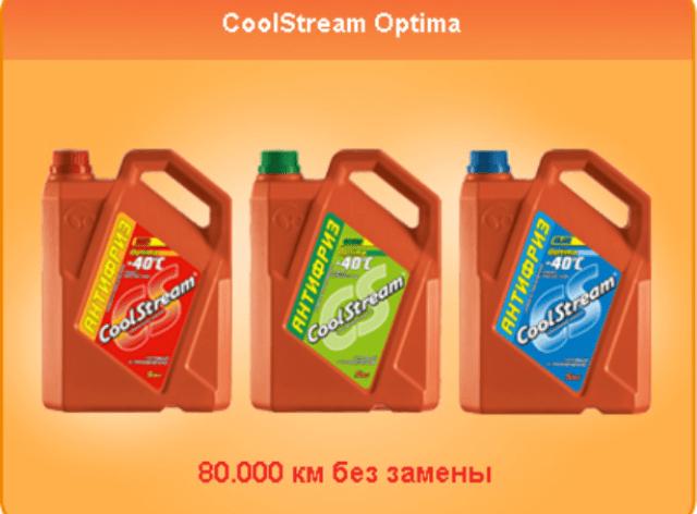 Охлаждающая жидкость Cool Stream 4030 Premium