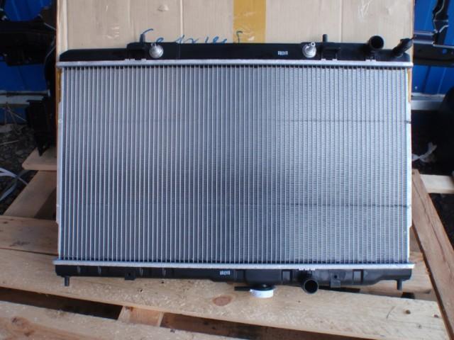 Новый радиатор СО двигателя