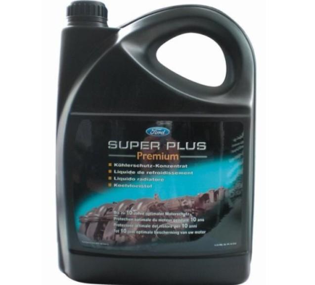 Оригинальная охлаждающая жидкость Форд Super Plus Premium объем, 1 литр