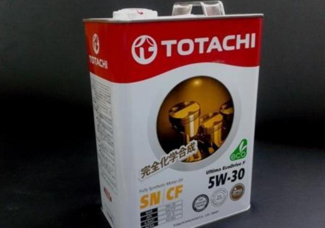 Автомобильное масло Тотачи 5w30
