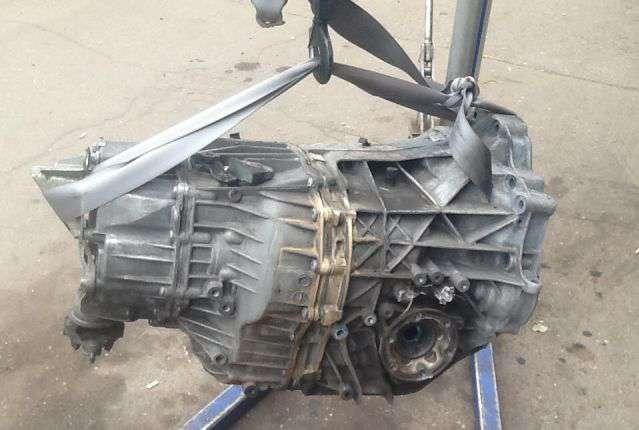 CVT автомобиля Ауди А4 в снятом виде