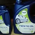 Автомобильное масло Несте 5w40