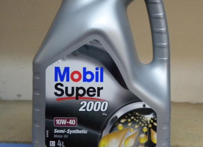 ММ «Mobil Super 2000»