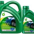 Моторное масло BP Visco 5000 5W-40