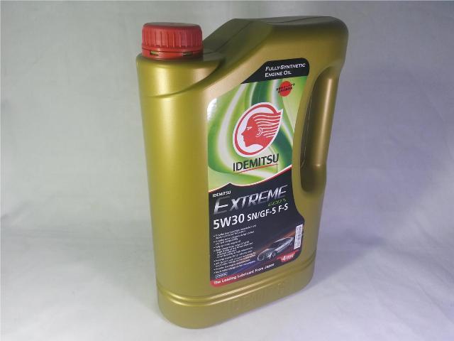 Моторное масло Idemitsu Extreme Eco 5W-30
