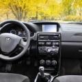Торпедо автомобиля с тросовой КПП