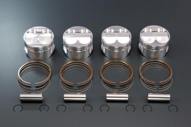 Новые маслосъемные кольца