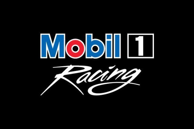 Логотип моторного масла «Mobil 1»