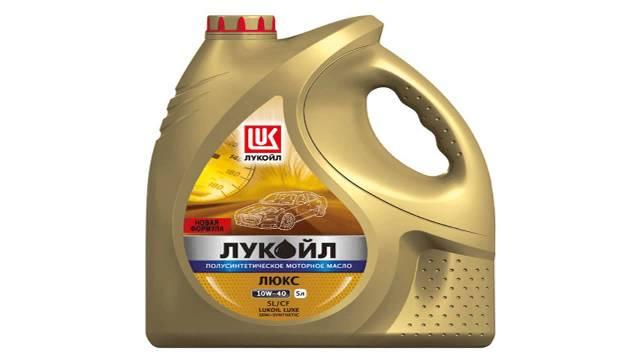 Лукойл Люкс 10W-40