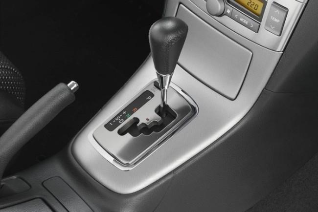 Коробка автомат на Toyota