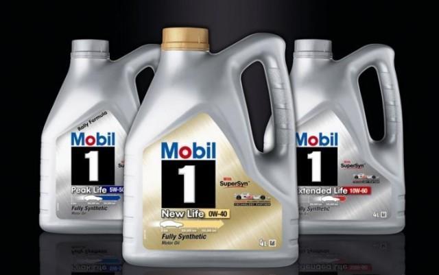 Моторные масла Мобил 1