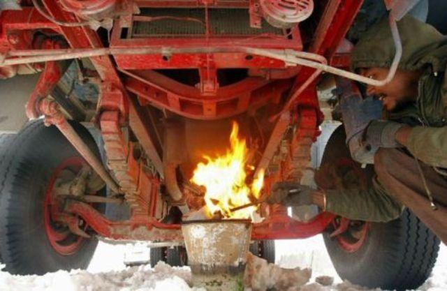 Неправильный выбор зимнего масло может привести к таким последствиям